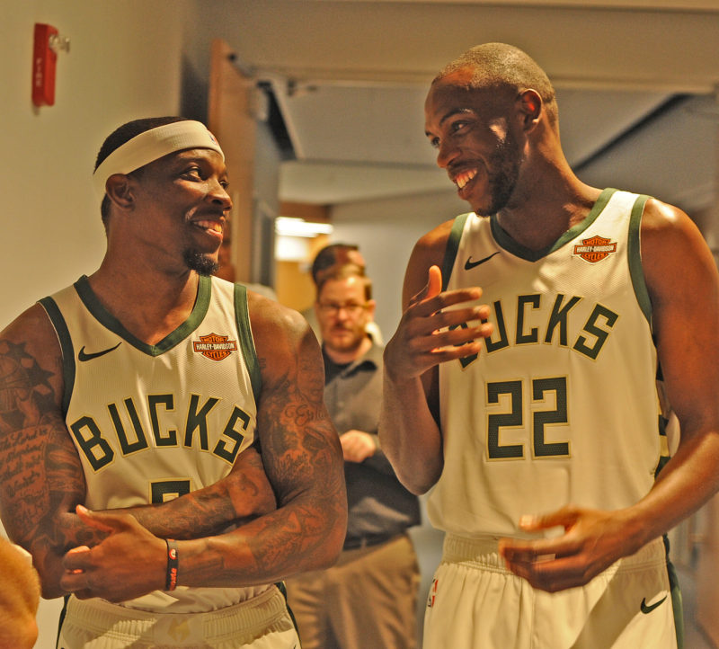 If you're a fan of mediocrity, the Bucks are your team